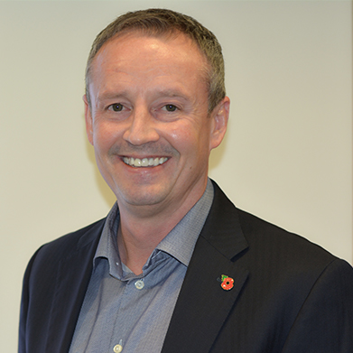 Steve Burgess, Managing Director of ABC